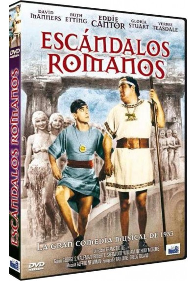 Escándalos Romanos (Roman Scandals)