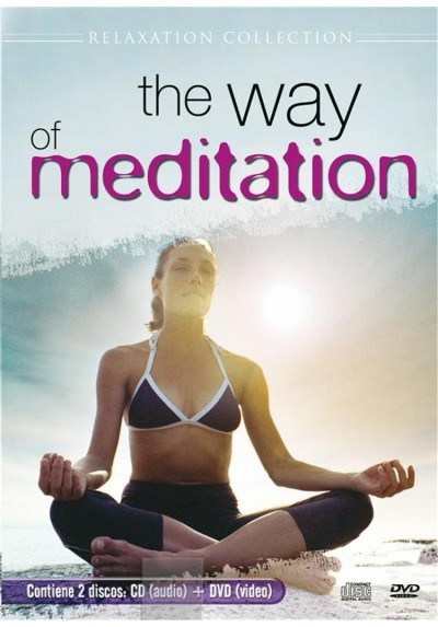 The Way of Meditation Vol.1 CD+DVD