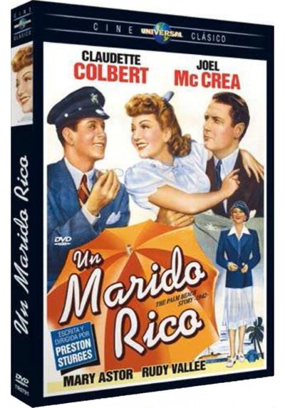 Un Marido Rico (The Palm Beach Story)