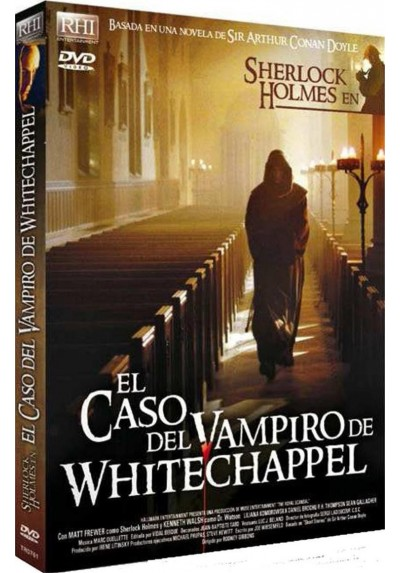 El Caso Del Vampiro De Whitechappel (The Case Of The Whitechapel)