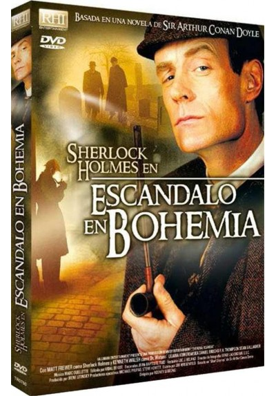Escándalo En Bohemia (The Royal Scandal)