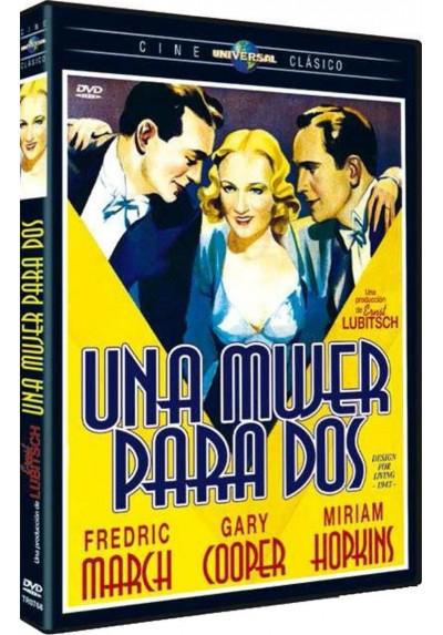 Una Mujer Para Dos (1933) (Design For Living)