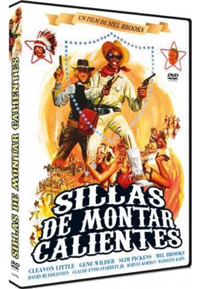 Sillas De Montar Calientes (Blazing Saddles)