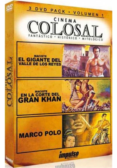 Cinema Colosal Vol. 1