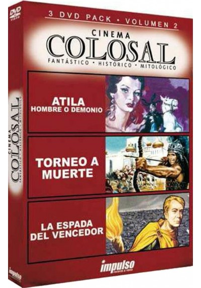 Cinema Colosal Vol. 2