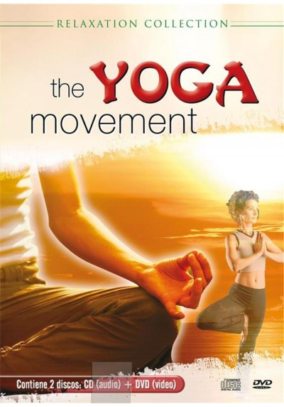The Yoga movement Vol.1 CD+DVD