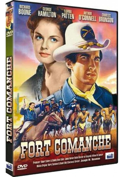 Fort Comanche (A Thunder Of Drums)