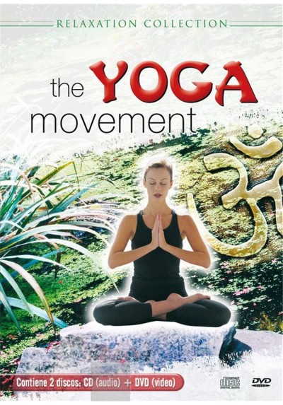 The Yoga movement Vol.2 CD+DVD