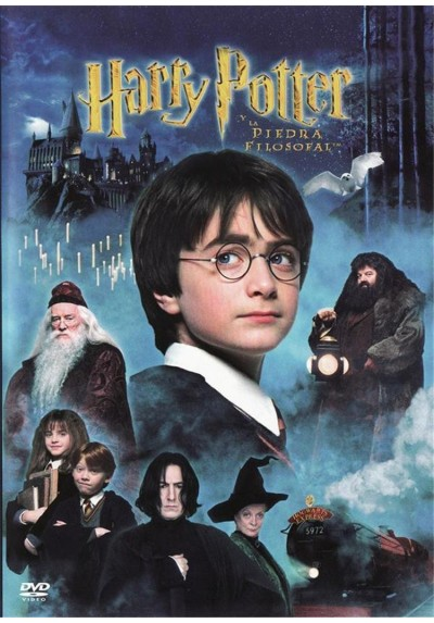 Harry Potter Y La Piedra Filosofal (The Sorcerer´s Stone)