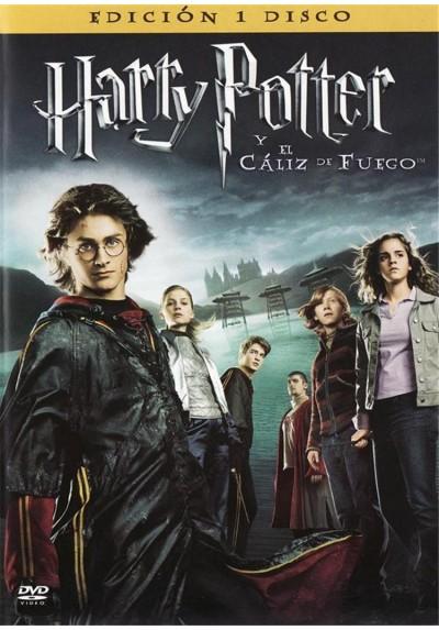 Harry Potter Y El Caliz De Fuego (The Goblet Of Fire)