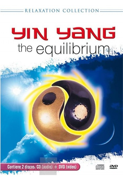 Yin Yang the equilibrium Vol.2 CD+DVD