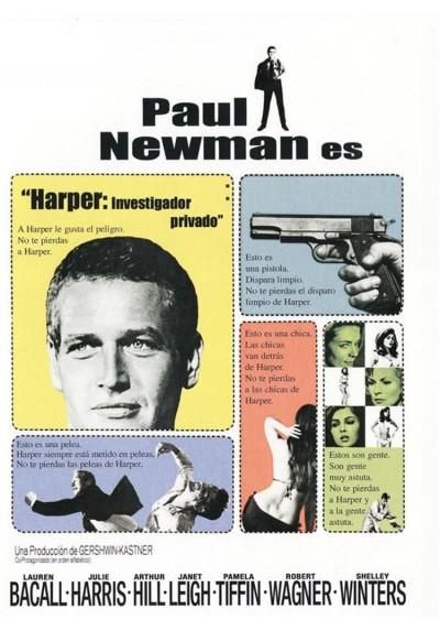 Harper, Investigador Privado (Harper)