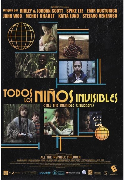 Todos Los Niños Invisibles (All The Invisible Children)