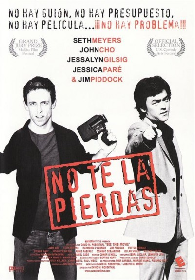 No Te La Pierdas (See This Movie)