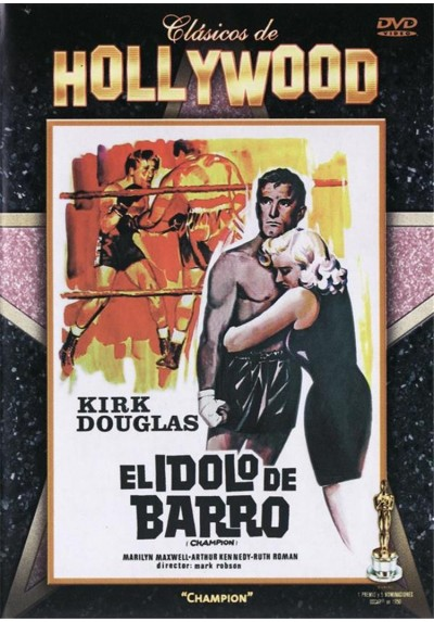 El Ídolo De Barro (Clásicos De Hollywood)