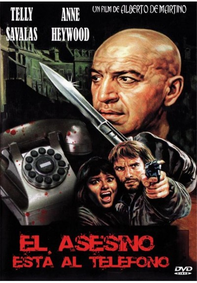 El Asesino Esta Al Telefono (L´assassino E Al Telefono)