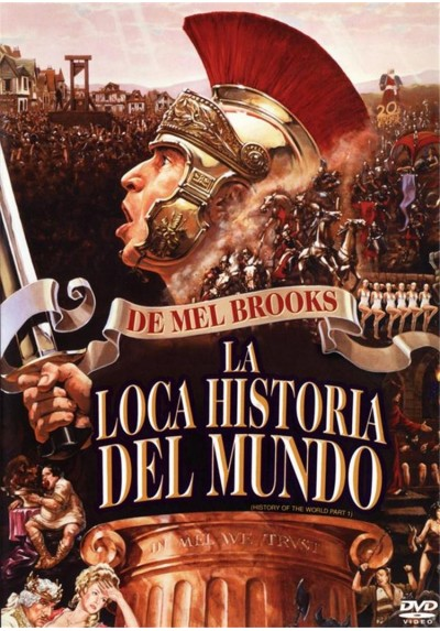 La Loca Historia Del Mundo (History Of The World Part I)