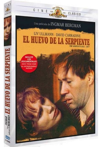 El Huevo De La Serpiente (The Serpent´s Egg)