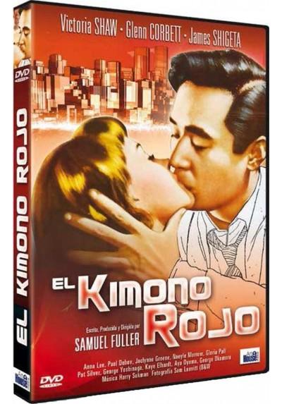 El Kimono Rojo (The Crimson Kimono)