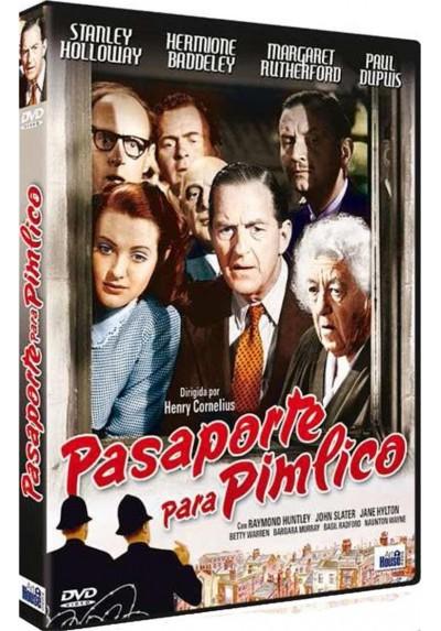 Pasaporte Para Pimlico (Passport To Pimlico)