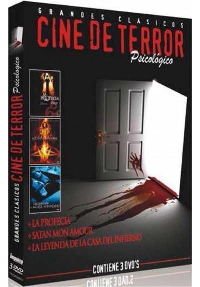 Cine De Terror Psicológico