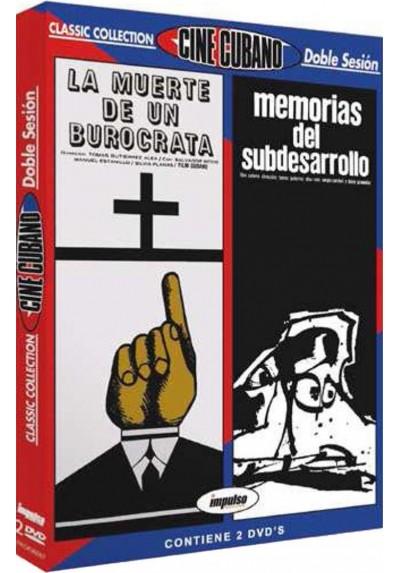 Pack Cine Cubano (La Muerte de un Burócrata y Memorias del Subdesarrollo )