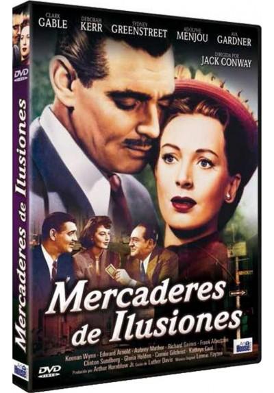 Mercaderes De Ilusiones (The Hucksters)