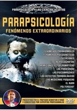 Parapsicología - Fenómenos Extraordinarios