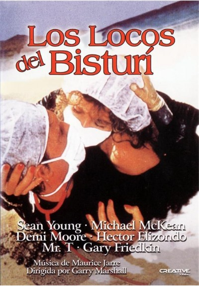 Los Locos Del Bisturí (Young Doctors In Love)