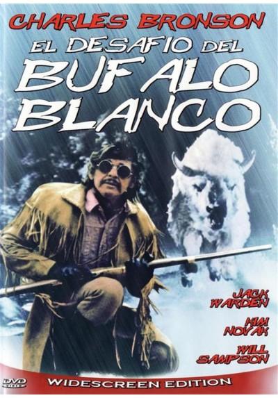 El Desafío del Buffalo Blanco