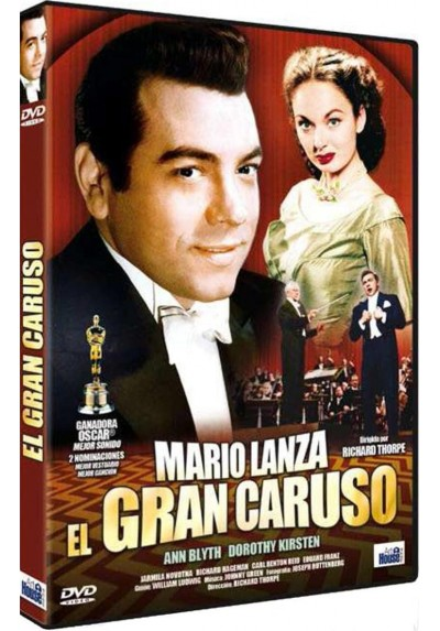 El Gran Caruso (The Great Caruso)