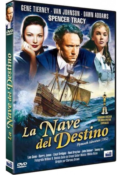 La Nave Del Destino (Plymouth Adventure)