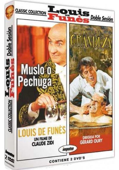 PACK LOUIS DE FÙNES