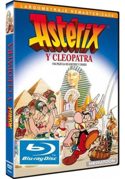 Asterix Y Cleopatra ( Blu-Ray)