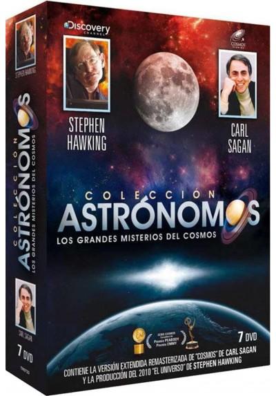 Grandes Astrónomos