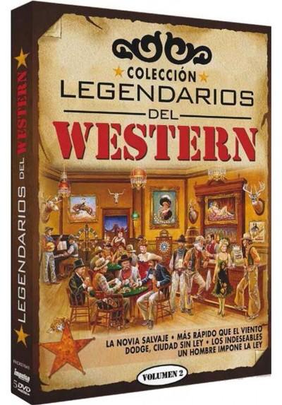 Legendario Del Western 2
