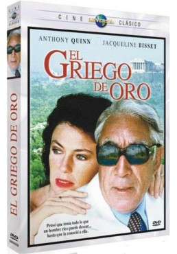 El Griego De Oro (The Greek Tycoon) (DVD-r)