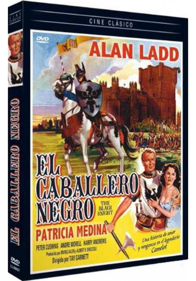 El Caballero Negro (The Black Night)