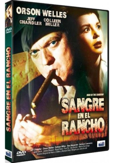 Sangre En El Rancho (Man In The Shadow)