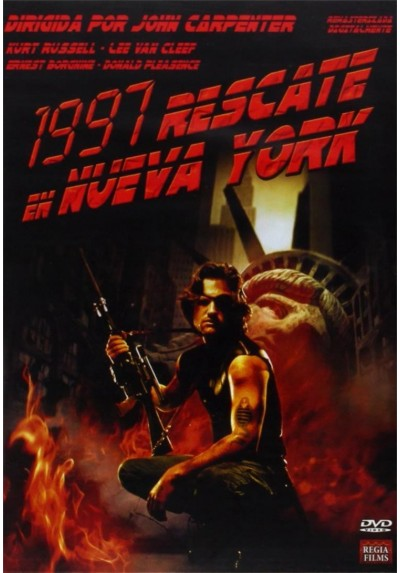 1997 : Rescate En Nueva York (Escape From New York)
