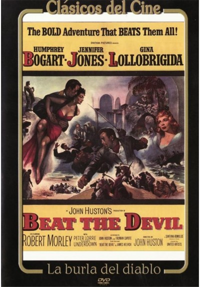 La Burla Del Diablo (Beat The Devil)
