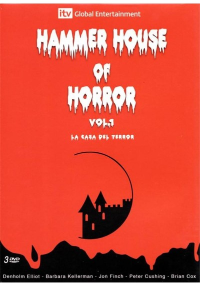 Hammer House Of Horror - Vol. 1 (3 DVD)