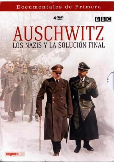 Auschwitz, Los Nazis y La Solución Final (4 DVD)