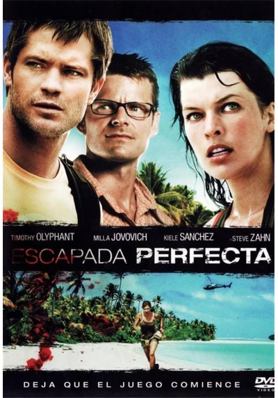 Escapada Perfecta (A Perfect Getaway)