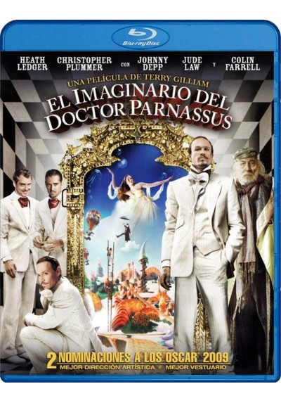 El Imaginario Del Doctor Parnassus (The Imaginarium Of Doctor Parnassus)