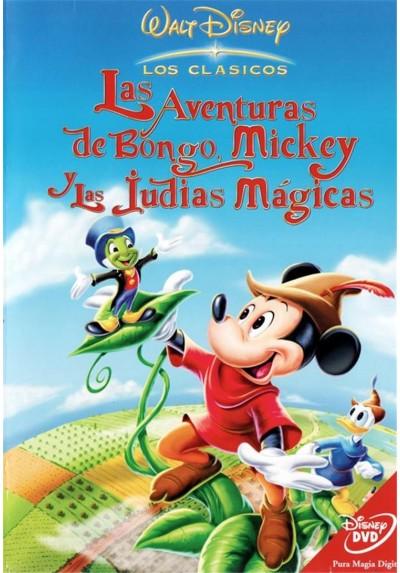 Las Aventuras De Bongo, Mickey Y Las Judias Mágicas