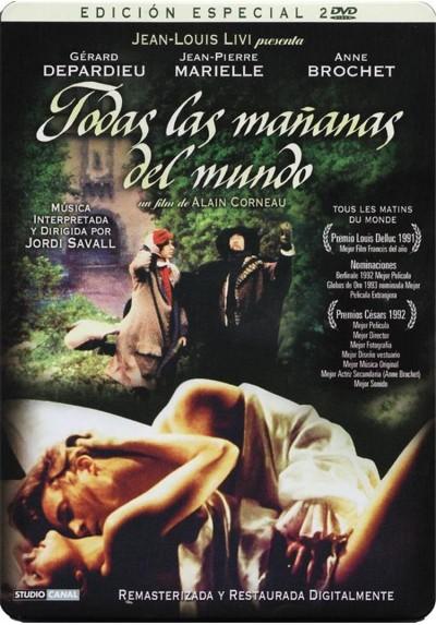 Todas Las Mañanas Del Mundo (Ed. Imperial - Caja Metálica) (Tous Les Matins Du Monde)