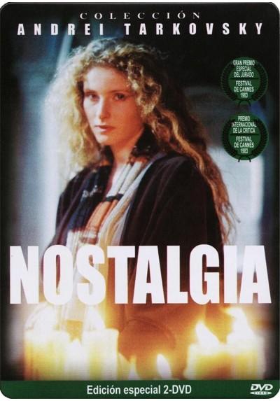 Nostalgia (Ed. Imperial - Caja Metálica)(V.O.S) (Nostalghia)