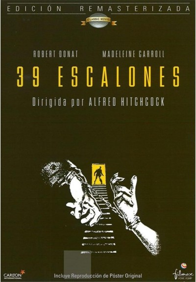 Treinta y nueve escalones - Edición Remasterizada