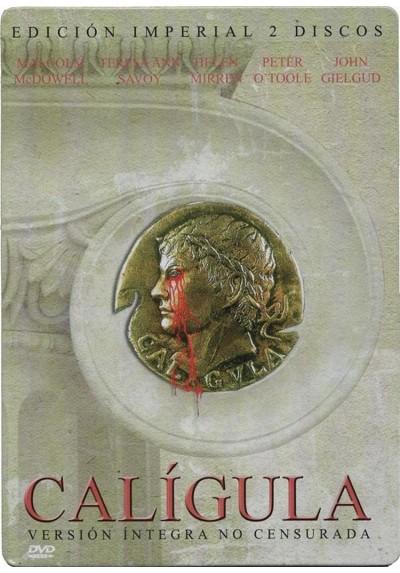 Calígula (Ed. Imperial - Caja Metálica) (Caligola)